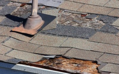 What Signs To Look For If Your Roof Is Starting To Fail
