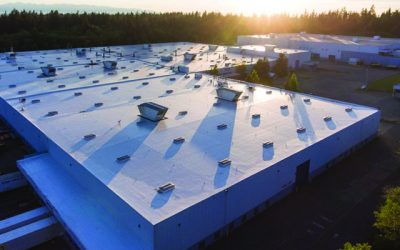 Flat roof?  Schedule A No-Obligation Free Inspection With RoofTek